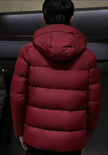 Di Degli Giacca Outwears Rossa Eku Inverno Pesce Giù Uomini Leggero Packable Palla Cappotti AqHO4H