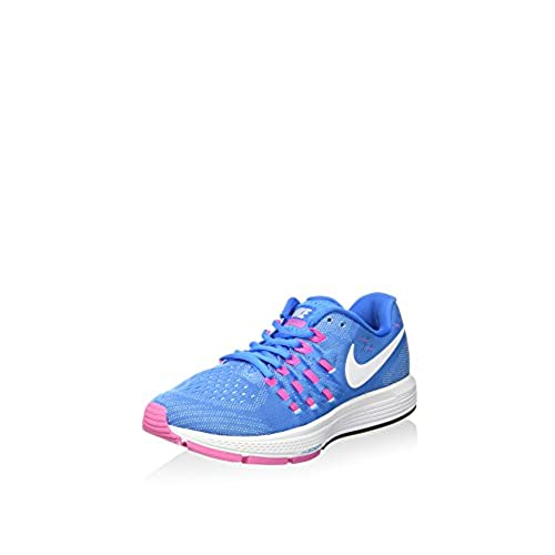 0a009cfab3af Nike Women s Shoes Air Zoom Vomero 11 Blue Running Shoes 818100 401 (10) 30