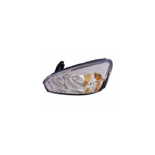 Malibu Headlight Lamp (Chevy Malibu Headlight OE Style Replacement Headlamp Driver Side New)