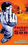 Father and Son by Larry Brown front cover