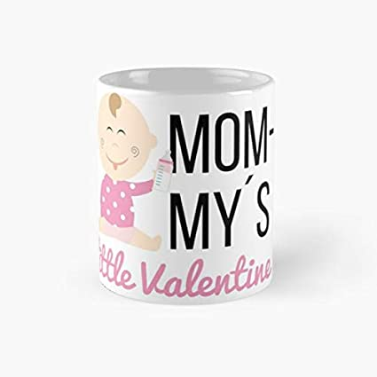 Amazon.com | Regalo Para Madre Newborn Baby Girl 11 Oz Coffee Mugs ...