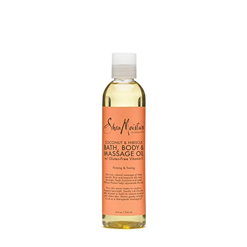 SheaMoisture Coconut Hibiscus Bath Massage