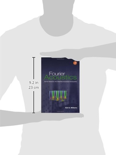 Fourier Acoustics: Sound Radiation and Nearfield Acoustical Holography by Academic Press