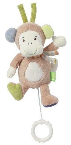 Fehn 081626 Mini-Spieluhr Affe