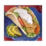 Grecian Delight Medium Chicken Pre Cooked Gyro Meat Cone, 19 Pound -- 2 per case.