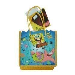 Sponge Bob Mini Tote Bag with Hangtag by Nickelodeon