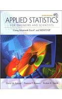 Applied Statistics For Engineers and Scientists Using Microsoft Excel and MINITAB (With CD-ROM)