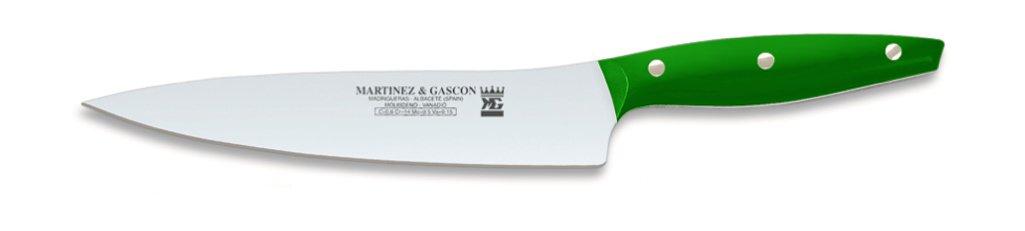 Martínez y Gascón Cuchillo, Amarillo, 25 cm