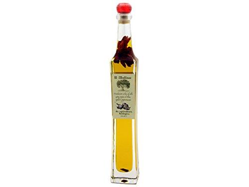 Organic Garlic Chili Infused Extra Virgin Olive Oil