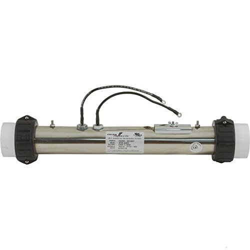 Therm C2450-0010ET 15'' x 2'' 230V 4.5kW Vita Replacement Heater with Tap