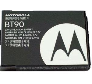 NEW MOTOROLA OEM BT90 EXTENDED BATTERY FOR Q9m KRZR K1M (Motorola Nextel Part)