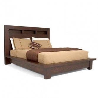 Zocalo Furniture Sterling Park 5ft King Size Platform Bed SP105