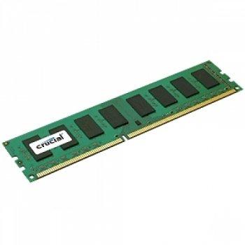 Crucial CT51272BA1339 4GB DDR3 SDRAM Memory Module (CT51272BA1339) by Crucial