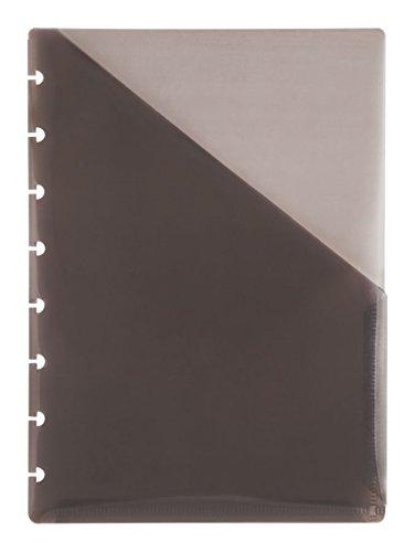 TUL Custom Note-Taking System Discbound Pocket Dividers, 5 1/2