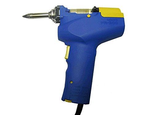 Hakko FR-300 Desoldering Tool with N50-01 & N50-06 Nozzles