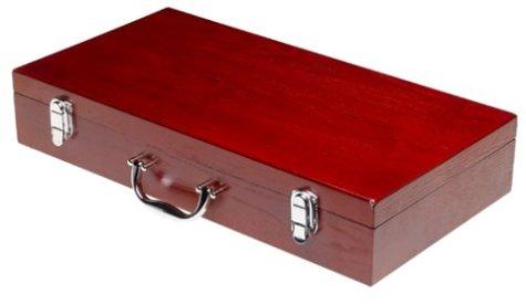 Buy mr. bar-b-q rosewood handle forged tool set