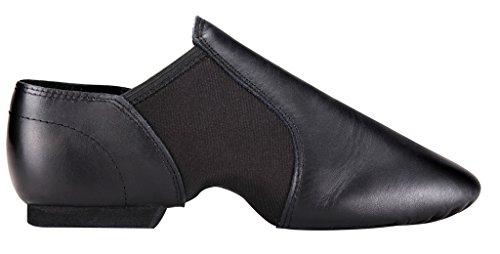 Pegasus galaxy Black Jazz Shoes for Women/Big Kid Slip On 7.5M US by Pegasus galaxy (Image #4)