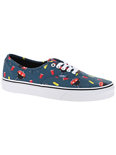 Vans 2 Authentic Vans Blue Blue Authentic qr6zwqC
