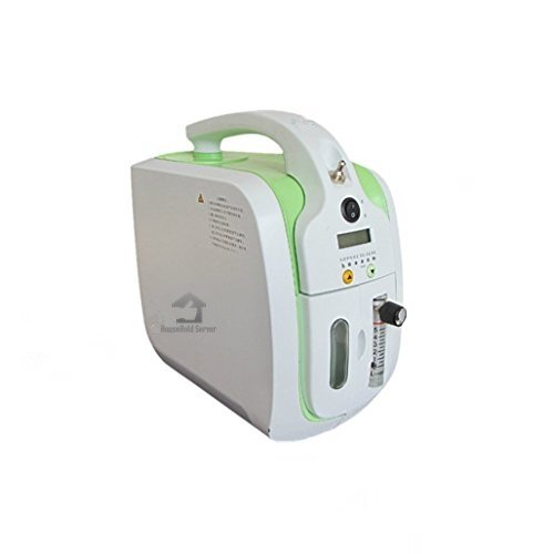 Battery Oxygen Concentrator Portable - 8