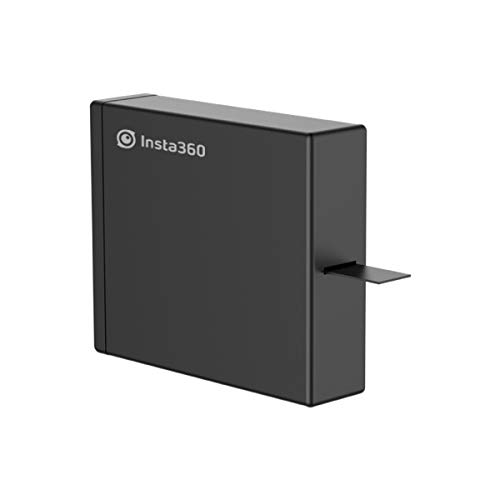 - Insta360 ONE X Rechargeable Li-ion Polymer Standard Battery