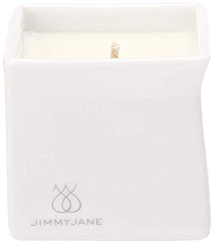 Jimmyjane Afterglow Massage Oil Candle, Dark Vanilla - 1 Candle