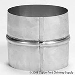 Chimney 77142 Flex Coupler For Flexi-Liner - 5 Inches