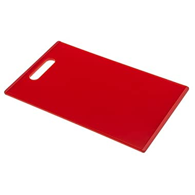 Oneida Colours 16-Inch Cutting Board, Red