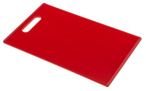 Oneida Safe Dishwasher Cutting Board (Oneida Colours 16-Inch Cutting Board, Red)