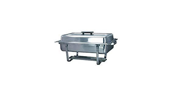 Daily Chef Stainless Steel Royal Chafer 8qt