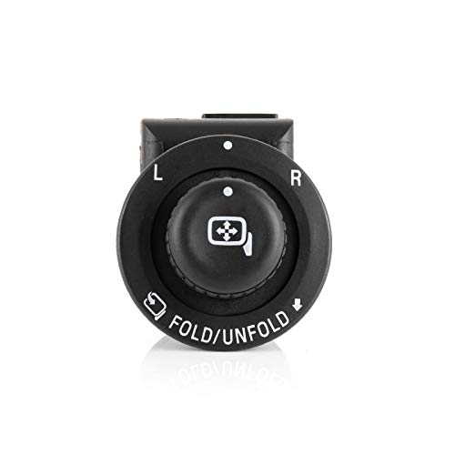 ECCPP Power Mirror Switch Replacement for 2007-2013 Ford Expedition 2007-2014 Ford F150 Truck 2008-15 Ford F250 F350 F450 Super Duty Truck 2007-08 Lincoln Mark LT OE 7L1Z17B676AA 901-342