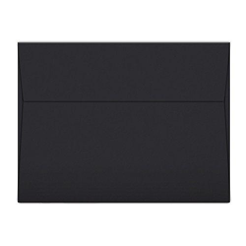 Black CardStock Invitation Envelopes PREMIUM product image