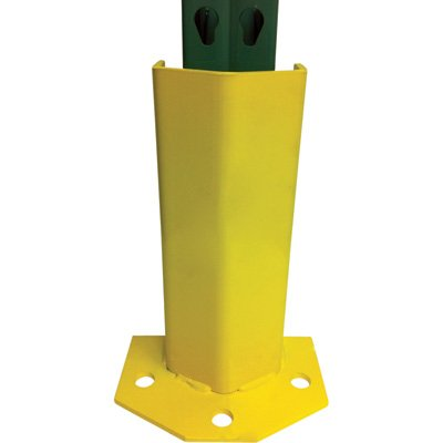 AK Industrial Rack Column Protector - 18in., Model# AKCP1800OU
