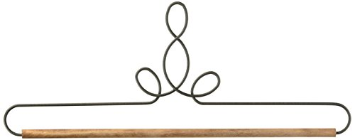 [해외]Ackfeld 86017 파우더 코팅 가보 행거, 12/Ackfeld 86017 Powder Coated Heirloom Hanger, 12