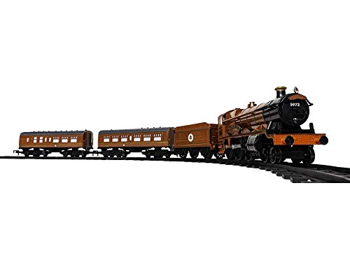 Lionel Hogwarts Express Battery-powered Model Train Set Ready to Play w/ Remote from Lionel