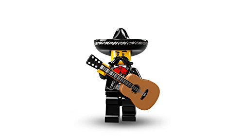 LEGO Series 16 Collectible Minifigures - Mexican Mariachi Singer (71013)