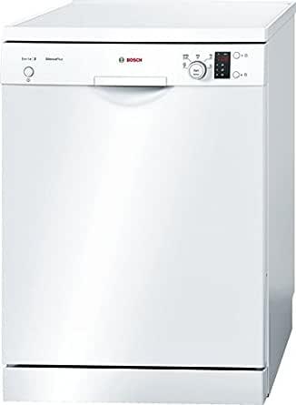 Bosch Serie 2 SMS25AW00E lavavajilla Independiente 12 cubiertos A+ ...