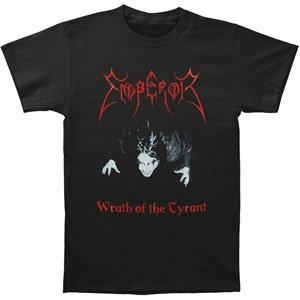 Emperor Wrath Of The Tryrant T-shirt Medium