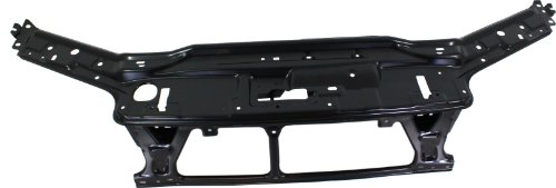 OE Replacement Volvo S60/V70/XC70 Front Radiator Support (Partslink Number VO1225105)