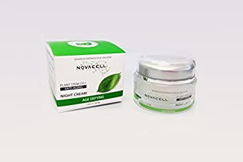 4c8b0394dac03 Image Unavailable. Image not available for. Color  Novacell Anti-Aging  Night Cream ...