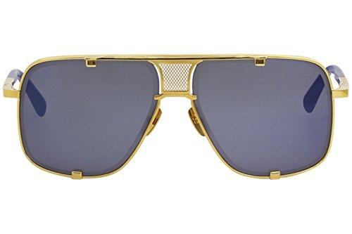 acf2aa034540 Sunglasses Dita MACH FIVE DRX 2087 B-BLU-GLD Blue-Yellow Gold w