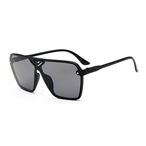 G&T New Mens Fashion Personality Uv Protection Colorful Rectangular - Uv Recommended Protection Sunglasses Amount Of