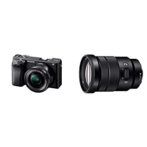 Sony a6400 Mirrorless Interchangeable-Lens Camera
