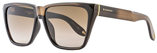 Givenchy 7002/S R99 Metallized Brown 7002/S Square Sunglasses Lens Category 3 - Men Sunglasses Givenchy