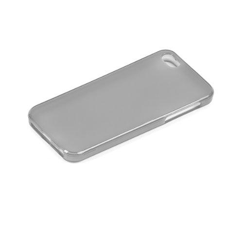 NFE² Light Grey Transparent Silicon Case für iPhone 5