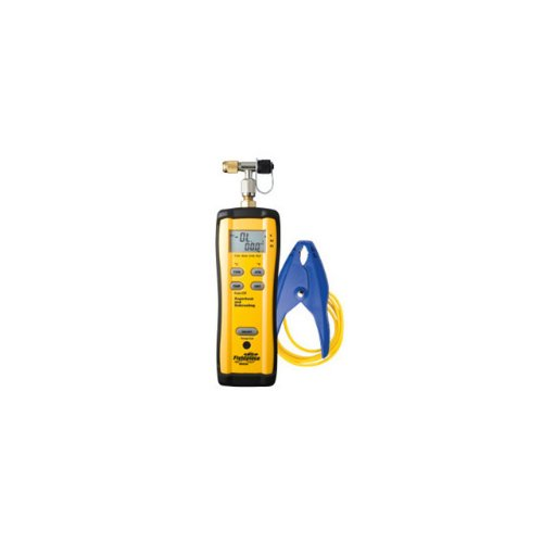 Fieldpiece SSX34 Real-time Superheat and Subcooling for A/C and Refrigeration (Clamp Meter Fieldpiece)