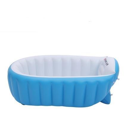 WYJ Bebé baño bañera/cuenca/recién nacidos y niños baño bebé ...