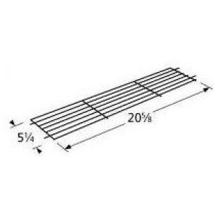 (Music City Metals 14105 Chrome Steel Wire Warming Rack Replacement for Gas Grill Models Charmglow JAK and Charmglow TNK)