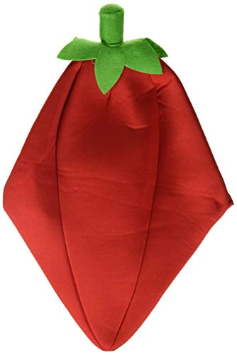Beistle 60246 Plush Chili Pepper Hat