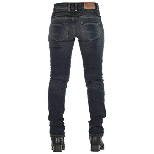 Talla Jeans Ruta 34 Mujer Imola Gris Overlap azul Homologados 40qPwTBv