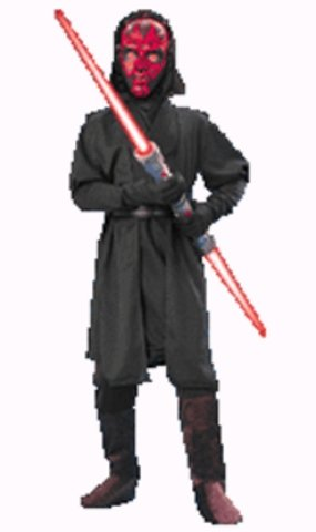 (Deluxe Darth Maul Child Costume -)